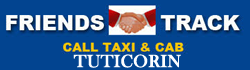 Logo of Tuticorin Friends Track Call Taxi
